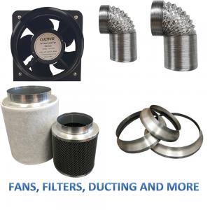 Fan, Filters & Accessories
