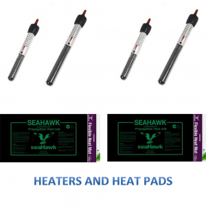 Heaters and Heat Mats