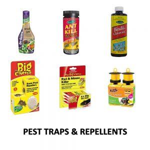 Pest Traps & Repellent